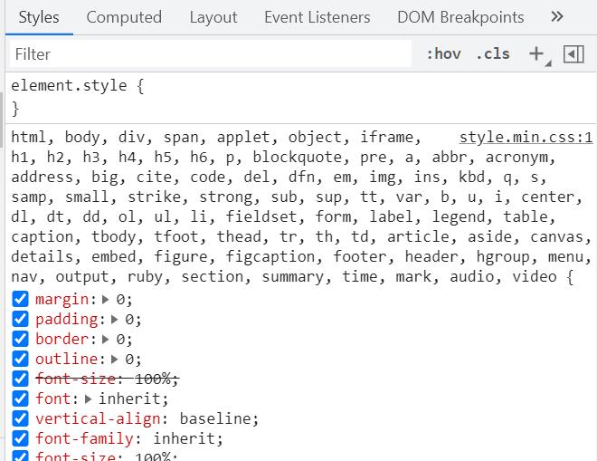 Exemple de code CSS pour créer un site web sur Montauban